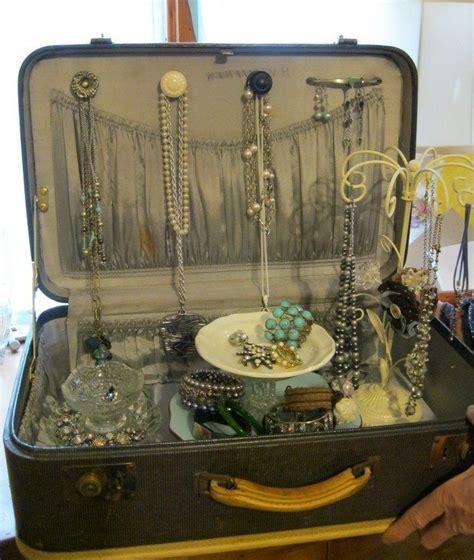 repurposed suitcases simple diy ideas  decorating