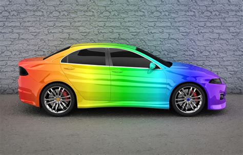 best car colors how to choose colors for a vehicle wrap and truck