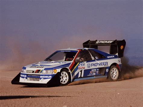 peugeot 405 t16 1988 peugeot 405 t16 g r pikes peak race racing dakar