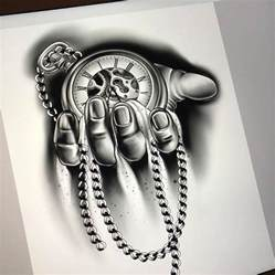 best 25 time piece tattoo ideas on pinterest pocket