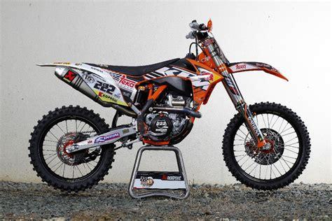 Cross Motorrad 350ccm by Ktm Motocross Image 5