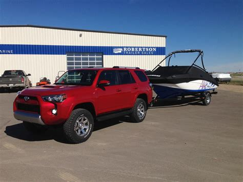 towing capacity of toyota 4runner tow capacity on 2015 4runner autos post