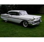 1958 Chevrolet Bel Air  Overview CarGurus