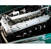 1954 Jaguar XK140 Drophead Coupe Retro Engine G Wallpaper