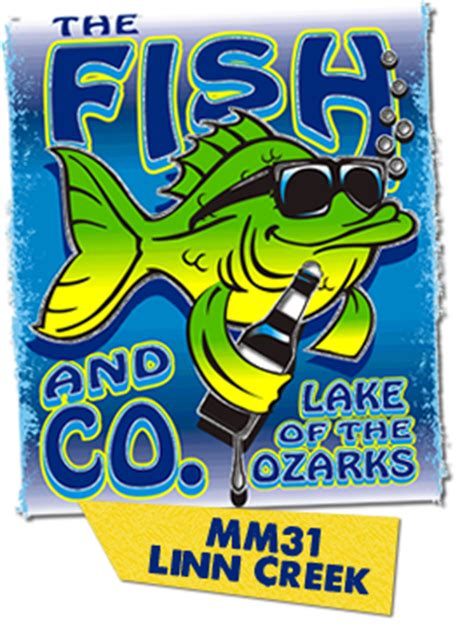 fish   waterfront bar lake   ozarks