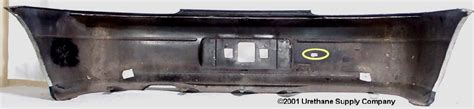 genuine oem cowl parts for 1993 toyota paseo base olathe 1992 1995 toyota paseo rear bumper cover bumper megastore