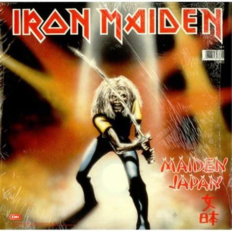 best iron maiden album iron maiden maiden japan reviews album of the year
