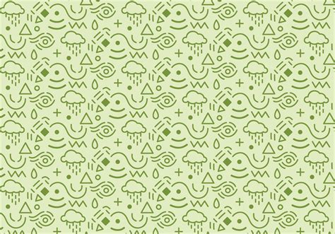 vector pattern background green abstract pattern background with green shapes download