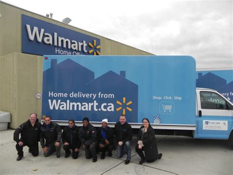 precision home office deliveries partners with walmart