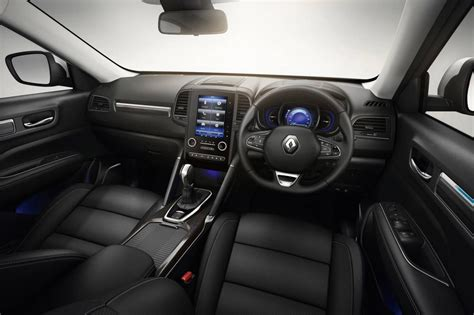 renault koleos 2016 interior all new renault koleos makes global debut in australia