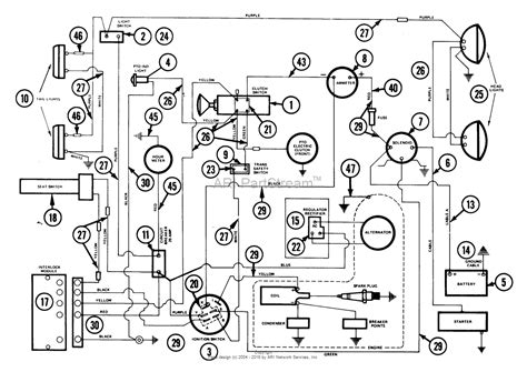 wiring diagram for 16 hp kohler engine the wiring