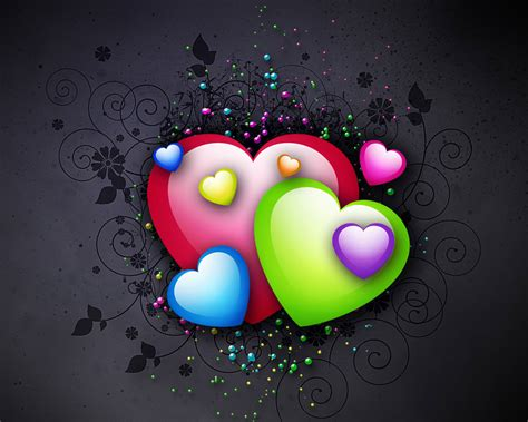 colorful love wallpaper hd love images love hd wallpaper and background photos 20029331