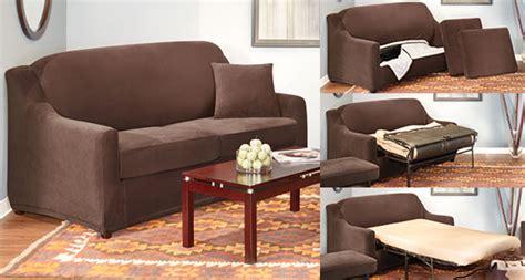 Sleeper Sofa Slipcover by Sleeper Sofa Slipcover Home Furniture Design