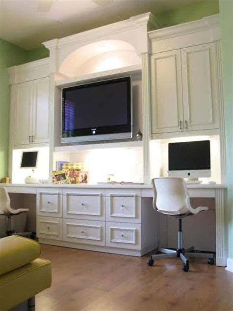Two Desk Home Office by Best 25 Two Person Desk Ideas On 2 Person