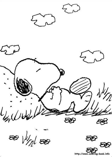 brown coloring book best 25 snoopy coloring pages ideas on great