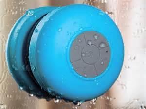 splash shower tunes bluetooth shower speaker getdatgadget