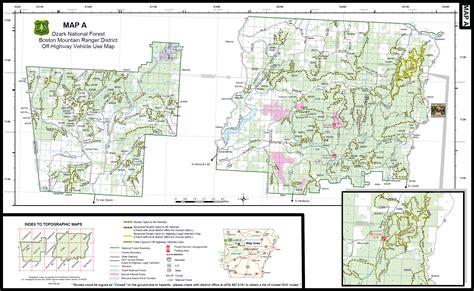 atv trails maps mulberry mountain atv trails arkansas ozark mountains