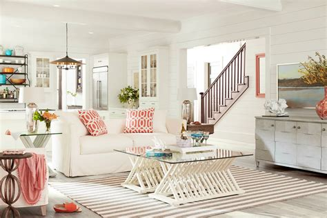 Transitional Furniture Styles - coastal living resort