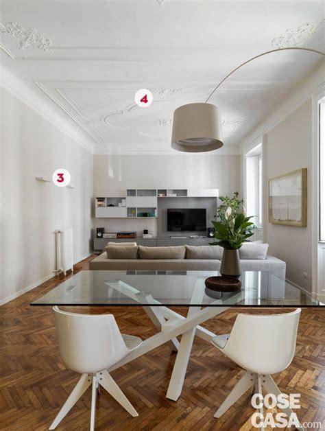 casa con parquet 140 mq una casa con pavimenti originari in parquet e