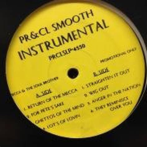 Where Was The Mecca Of Vinyl - pete rock c l smooth 84 vinyl records cds found on