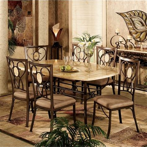 tuscan dining room set furniture gt dining room furniture gt dining room set