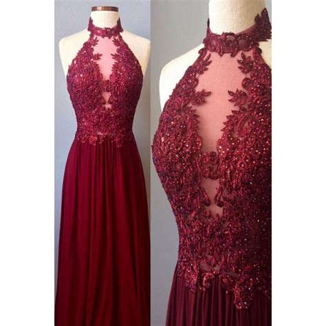 cheap beaded prom dresses cheap a line princess evening prom dresses burgundy