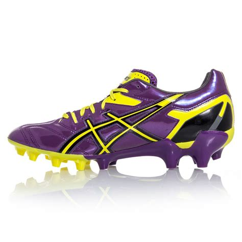 asics football shoes asics lethal tigreor 6 sk mens football boots purple