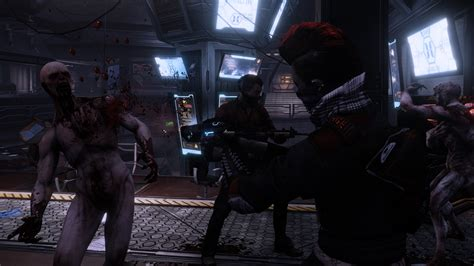 killing floor 2 shows character customization and gore in