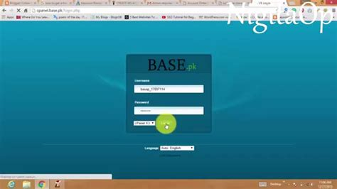 tutorial free web hosting tutorial how to get free web hosting and domain name