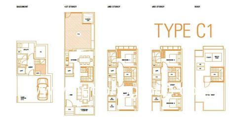 one surin floor plan one surin