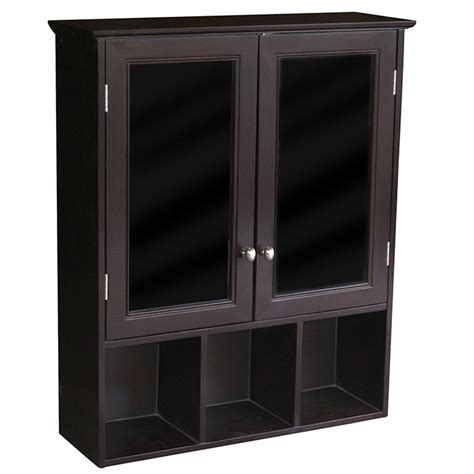 15 Black Bathroom Wall Cabinet Designs To Choose From Black Bathroom Cabinets And Storage Units