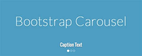 bootstrap 3 tutorial create your first one page bootstrap 3 carousel tutorial bootstrapbay