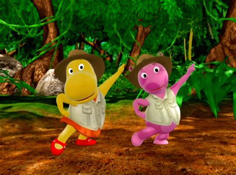 Backyardigans Quest For The Flying Rock Song Image The Backyardigans Quest For The Flying Rock 13