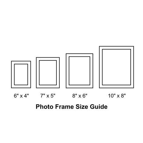 wohnzimmer 4 x 6 personalised photo frame by mijmoj design