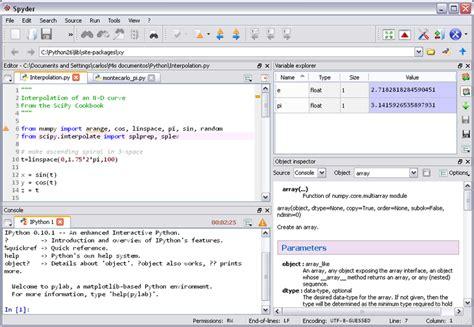 best ide for python top 5 python ides for data science article datac