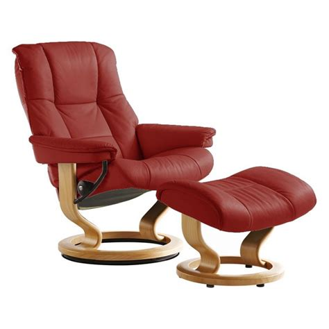 Cheapest Stressless Recliner Chairs by Ekornes Stressless Mayfair Medium Recliner Chair And Footstool