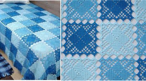 Blue Gypsea Crochet 1 simple motif en crochet avec patron crochet et plus crochet et plus