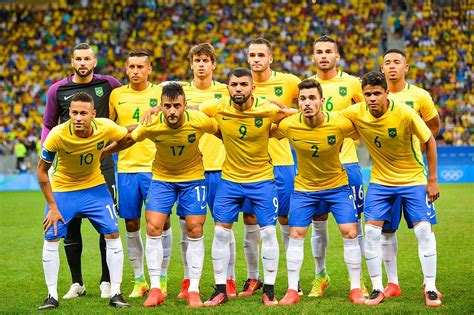 brazil football team wallpaper 2018