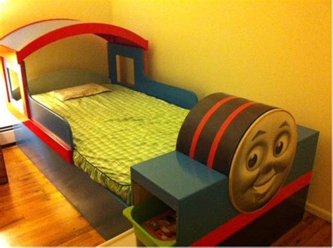 thomas the train headboard thomas train bed