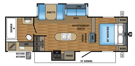 jayco travel trailer floor plans apelberi com 31 amazing jayco travel trailers floor plans