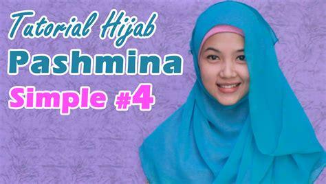 Pashmina Rawis Zahra tutorial pashmina simple 4