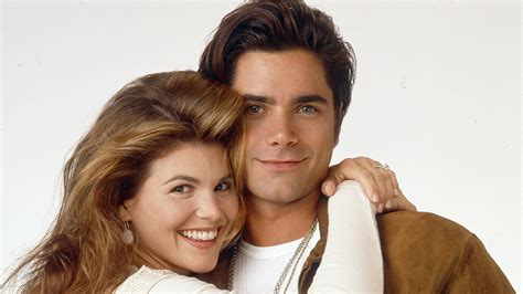 full house forever wedding version lori loughlin celebrates jesse and becky s 25th