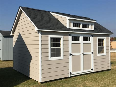 Shed Siding Materials by Hardie Siding Sheds