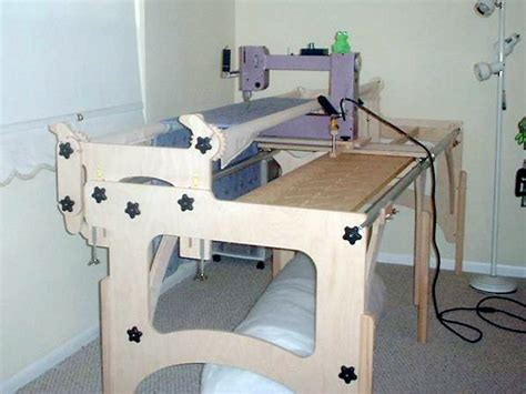 Hinterberg Machine Quilting Frame by Machine Quilting Table Top Frames Pictures To Pin On