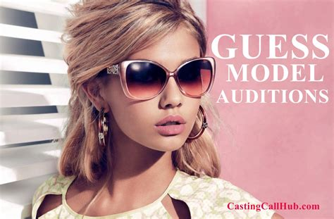 Guess Who Supermodel Out And About by Guess Models Auditions For 2018