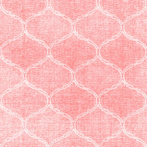 blooms coordinate textured pink medallion fabric