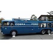 A Famous Race Car Transporter In Carmel