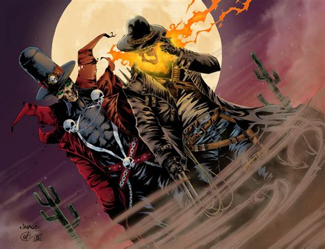 candelabro italiano netflix gunslinger spawn and western ghost rider team up in