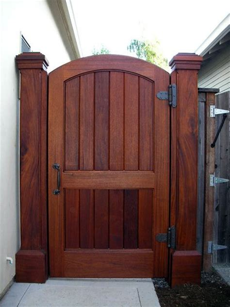 best 25 side gates ideas only on modern fence