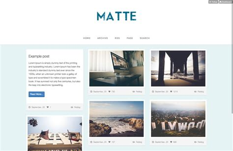 free tumblr themes architecture matte cool tumblr theme free tumblr themes webdesign